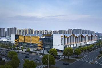JAGA案例分享| 苏州第二工人文化宫 Suzhou Second Workers' Cultural Palace