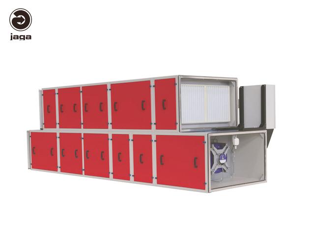 爱迪维组合式空调柜